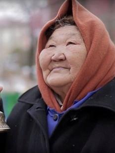 Калмычка подарила землякам к Цаган Сару ролик про республику (ВИДЕО)