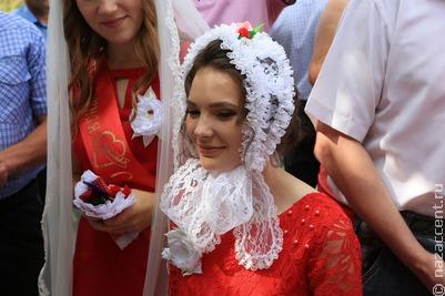 Свадьба голендров в Иркутской области