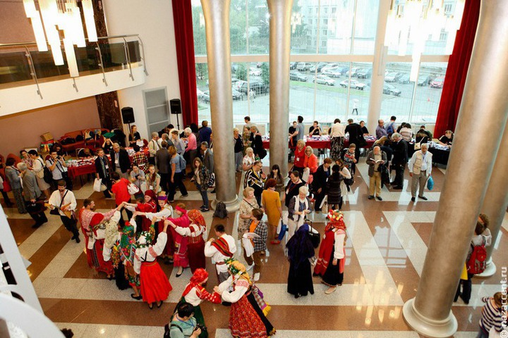 Конгресс антропологов и этнологов России в Томске откроет доклад о борьбе с расизмом