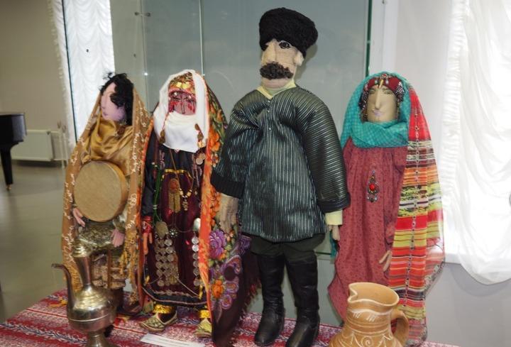 В Ленобласти рассказали о культуре народов Дагестана