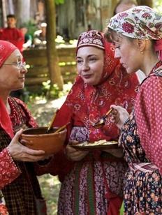 На Купалу на Щелоковском хуторе заплетут косу по-нижегородски