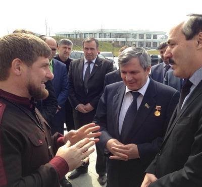 Абдулатипов намерен перенять опыт Кадырова в восстановлении республики
