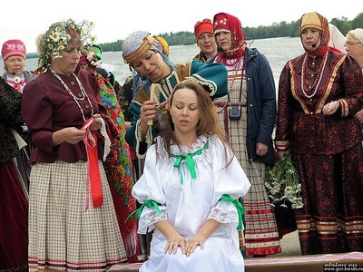 """На петрозаводской """"Калакунде"""" покажут свадьбу карелов-людиков"""