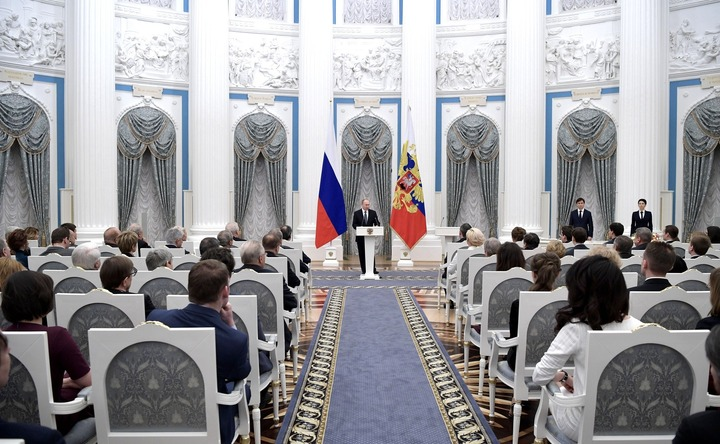 Ассамблея народов России выдвинула трех кандидатов на премию за укрепление единства нации