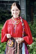 В Ярославской области прошли Петровские смотрины невест