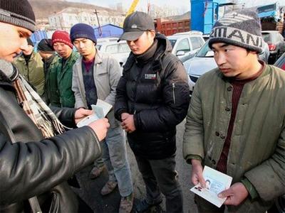 В Подмосковье обнаружили почти 300 нелегалов