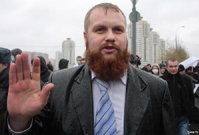 Русскому националисту Демушкину запретили въезд на Украину