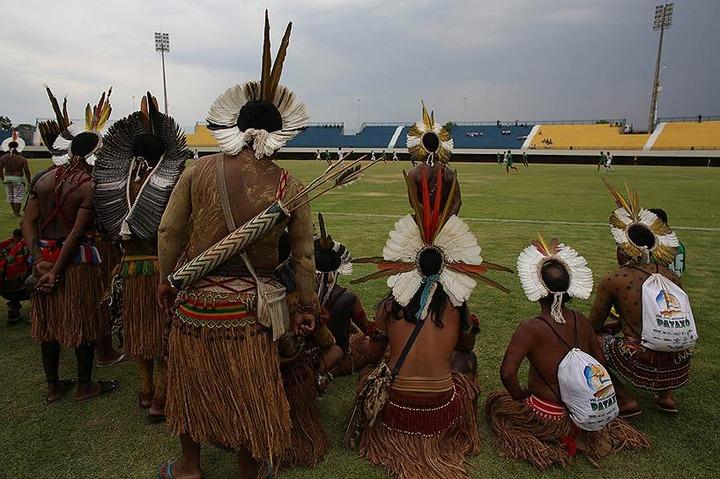 АКМНСС и ДВ поможет в организации Вторых всемирных игр коренных народов