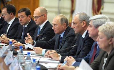 Заседание президентского Совета по межнациональным отношениям пройдет в конце октября