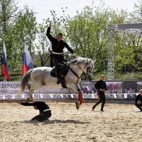Кубок России по джигитовке памяти Елисеева