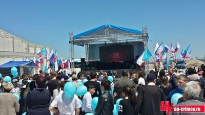 В Крыму почтили память жертв депортации народов полуострова