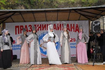 Фестиваль карачаево-балкарской культуры в КЧР собрал 7 тысяч гостей