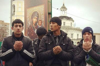 Для интеграции мигрантов ФМС заключило соглашения со 129 религиозными организациями