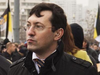 Русского националиста Поткина заподозрили в подготовке казахских националистов