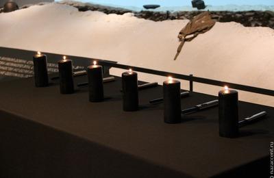 Память жертв Холокоста почтили в Еврейском музее и центре толерантности в Москве