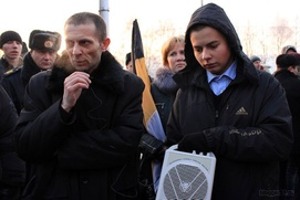 За незаконное задержание организатора Русского марша ответчики выплатят 41 тысячу рублей