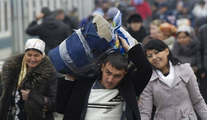 ФМС: Поток мигрантов из Центральной Азии сократился на 26%