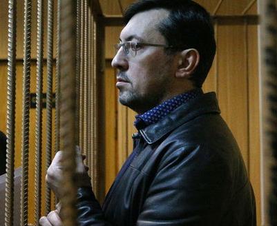"""Одного из лидеров движения """"Русские"""" Поткина вернут в СИЗО"""