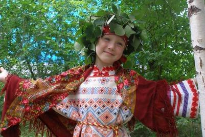 В Воронежской области вспомнили троицкие обряды