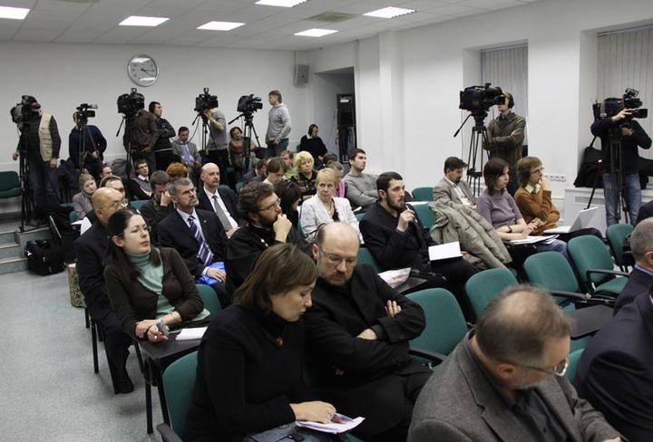 """В Москве объявили о создании """"Русского интернационала"""""""