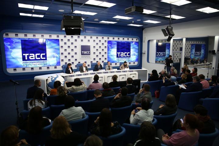 """Конференция по итогам """"СМИротворца-2019"""" в ТАСС"""