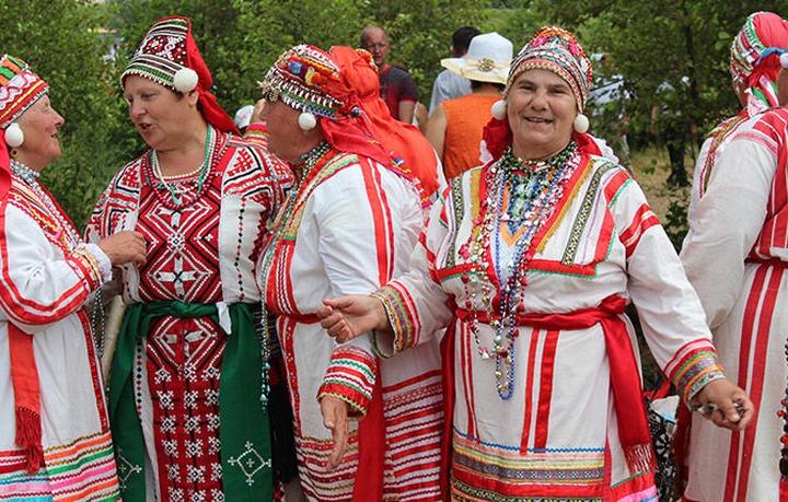 В Ульяновске провели мордовский  Шумбрат