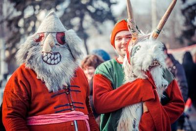 Новый блинный рекорд поставят на многонациональной масленице в Москве
