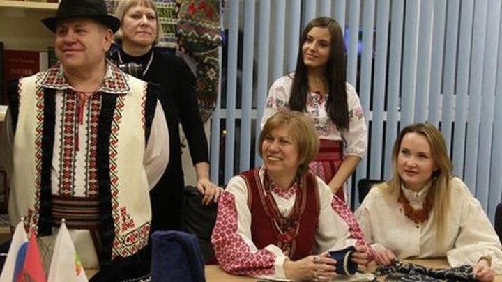 В Красноярске открылся Дом дружбы народов