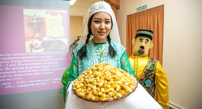 """На """"Байкальском сабантуе"""" устроят чак-чак party"""