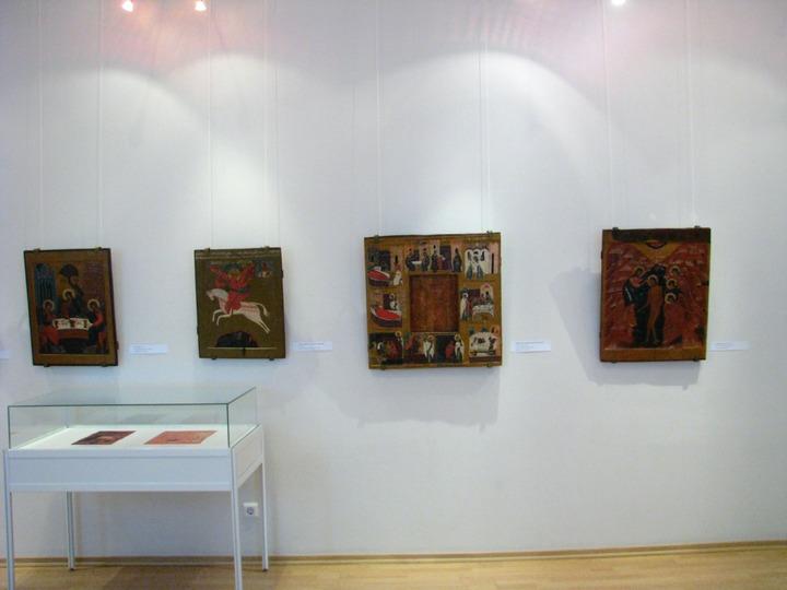 Уникальные иконы из карельских селений демонстрируют в Петрозаводске
