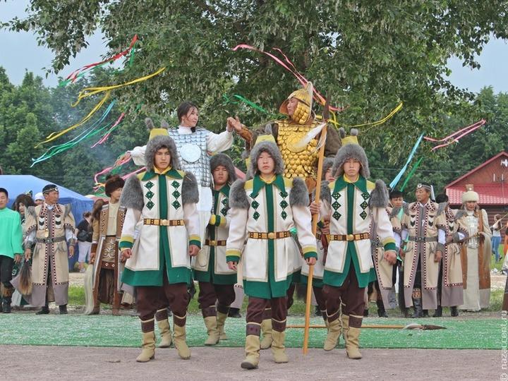 Фестиваль фольклорных жанров впервые пройдет на Ысыахе в Москве