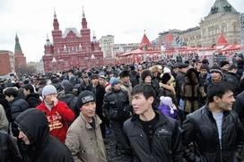 Россия заняла второе место в мире по числу мигрантов