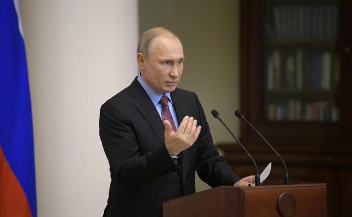 Путин призвал брать пример с чеченцев в вопросах демографии