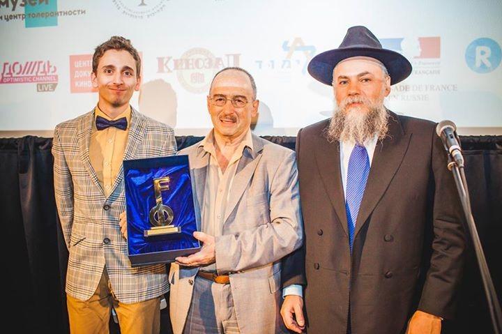 Еврейский кинофестиваль третий раз пройдет в Москве
