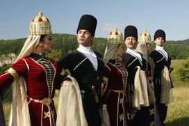 Кабардинцев из Сирии научат русскому языку