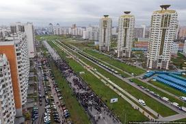 """Столичные власти разрешили националистам провести """"Русский марш"""" в Люблино"""