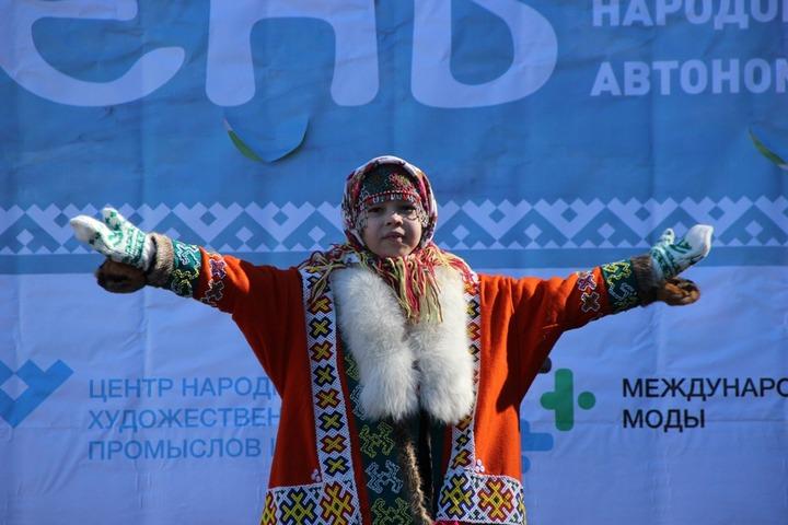 Весенняя Ворона прилетела в Ханты-Мансийск
