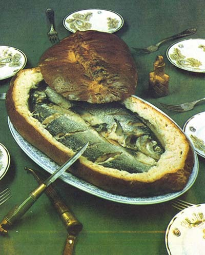 Карельская национальная кухня