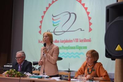 На Всемирном финно-угорском конгрессе выбрали нового председателя консультативного комитета