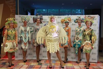 """В Сыктывкаре открылся международный фестиваль визуальных искусств финно-угорских народов """"Туйвеж"""""""