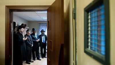 Главный раввин России и муфтий Москвы откроют молельную комнату в столичном СИЗО