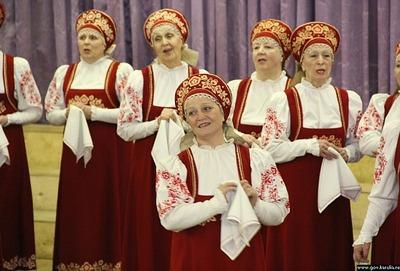 Шуйский народный хор отметил 40-летие