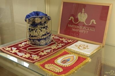 В Тюмени возродят золотное шитье