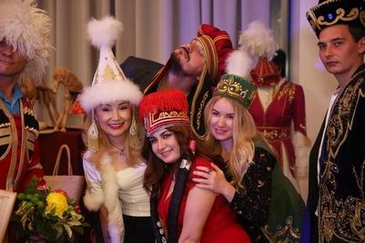 """Церемония награждения победителей конкурса """"СМИротворец-ЮГ-2020"""" в Астрахани"""