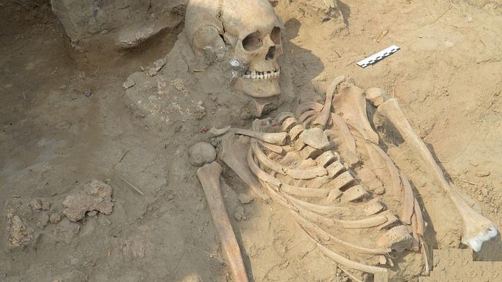 Более 80 захоронений енисейских киргизов найдено в Хакасии
