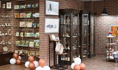 Художественный салон традиционных ремесел открыли в Салехарде