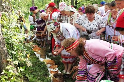 В Йошкар-Оле на Пеледыш Пайрем проведут конкурс цветов и букетов