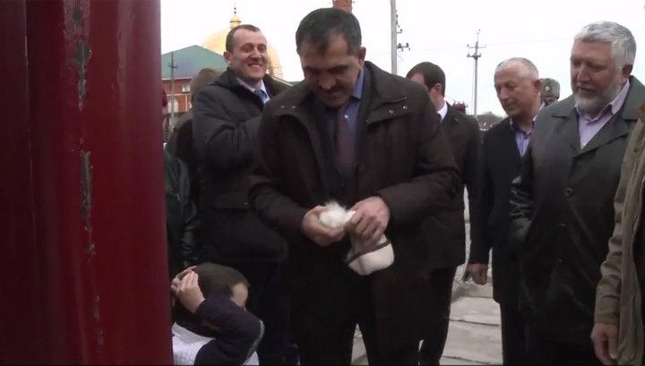 Пресс-секретарь главы Ингушетии инцидент с помпоном объяснил национальным менталитетом