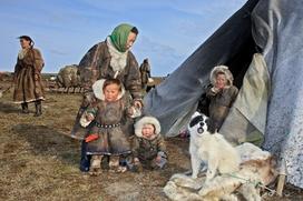 Путин подписал закон об усыновлении детей кочевниками