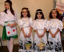 В Самаре прошли белорусские Каляды